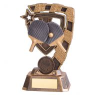 Euphoria Table Tennis Trophy Award 150mm : New 2019