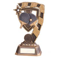 Euphoria Table Tennis Trophy Award 180mm : New 2019
