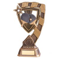 Euphoria Table Tennis Trophy Award 210mm : New 2019