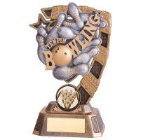 Euphoria Ten Pin Bowling Trophy Award 150mm : New 2020