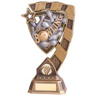 Euphoria Ten Pin Bowling Trophy Award 210mm : New 2020