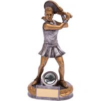 Super Ace! Tennis Award Female 200mm
