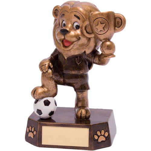Braveheart Football Trophy Award 125mm