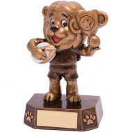 Braveheart Rugby Award 125mm