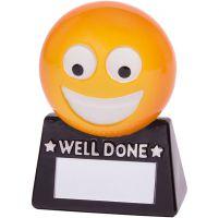 Smiler Well Done Fun Award 85mm