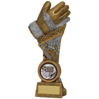 Century Football Trophy Award Goalkeeper 165mm