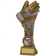 Century Football Trophy Award Goalkeeper 195mm