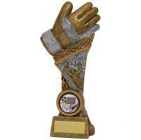 Century Football Trophy Award Goalkeeper 195mm