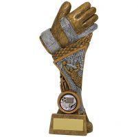 Century Football Trophy Award Goalkeeper 225mm