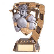 Euphoria Boxing Trophy Award 130mm : New 2019