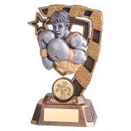 Euphoria Boxing Trophy Award 150mm : New 2019