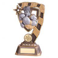 Euphoria Boxing Trophy Award 180mm : New 2019