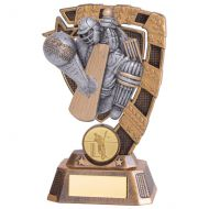 Euphoria Cricket Player Trophy Award 150mm : New 2020
