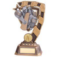 Euphoria Cricket Player Trophy Award 180mm : New 2020