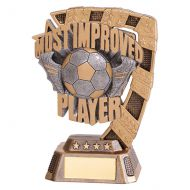 Euphoria Most Improved Player Trophy Award 130mm : New 2019