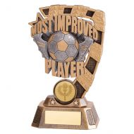 Euphoria Most Improved Player Trophy Award 150mm : New 2019