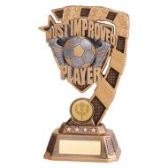 Euphoria Most Improved Player Trophy Award 180mm : New 2019