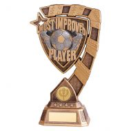 Euphoria Most Improved Player Trophy Award 210mm : New 2019