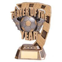 Euphoria Player of The Year Trophy Award 130mm : New 2019