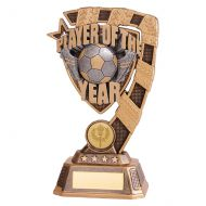 Euphoria Player of The Year Trophy Award 180mm : New 2019