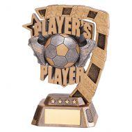Euphoria Football Players Player Trophy Award 130mm : New 2019