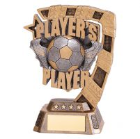 Euphoria Football Players Player Trophy Award 130mm : New 2019