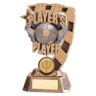 Euphoria Football Players Player Trophy Award 150mm : New 2019