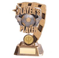 Euphoria Football Players Player Trophy Award 150mm : New 2019