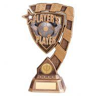 Euphoria Football Players Player Trophy Award 210mm : New 2019