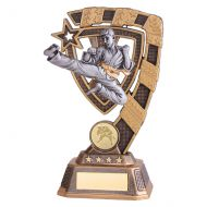 Euphoria Karate Trophy Award 180mm : New 2019