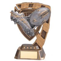Euphoria Rugby Boot Trophy Award 130mm : New 2020
