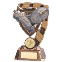 Euphoria Rugby Boot Trophy Award 150mm : New 2020