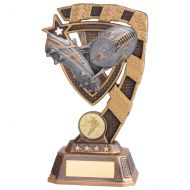 Euphoria Rugby Boot Trophy Award 180mm : New 2020