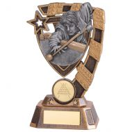 Euphoria Snooker Male Player Trophy Award 150mm : New 2020
