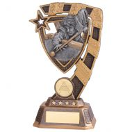 Euphoria Snooker Male Player Trophy Award 180mm : New 2020