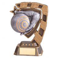 Euphoria Lawn Bowls Trophy Award 130mm : New 2019