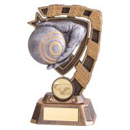 Euphoria Lawn Bowls Trophy Award 150mm : New 2019