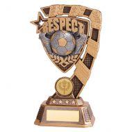 Euphoria Football Respect Trophy Award 180mm : New 2019