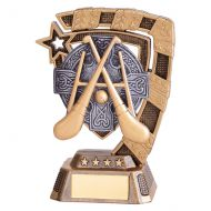 Euphoria GAA Hurling Trophy Award 130mm : New 2019