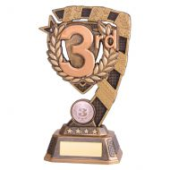 Euphoria Achievement Trophy Award 3rd Place 180mm : New 2019
