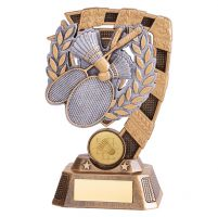 Euphoria Badminton Trophy Award 150mm : New 2019