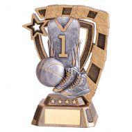 Euphoria Basket Ball Trophy Award 130mm : New 2019