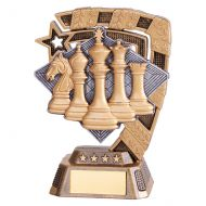 Euphoria Chess Trophy Award 130mm : New 2019