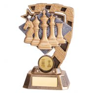 Euphoria Chess Trophy Award 150mm : New 2019