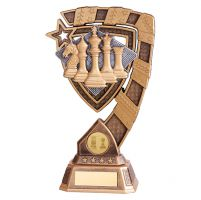 Euphoria Chess Trophy Award 210mm : New 2019