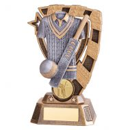 Euphoria Cricket Trophy Award 150mm : New 2019
