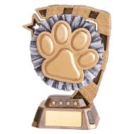 Euphoria Dog Agility Trophy Award 130mm : New 2019