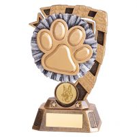 Euphoria Dog Agility Trophy Award 150mm : New 2019