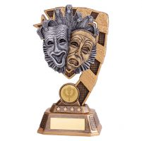 Euphoria Drama Trophy Award 180mm : New 2019