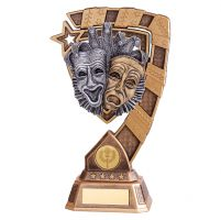 Euphoria Drama Trophy Award 210mm : New 2019